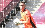 Man Utd giữ sạch lưới, Fletcher đánh giá cao 'địch thủ số 1' của De Gea