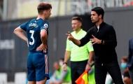 NHM Arsenal vui mừng vì trụ cột: 'Mong cậu ta sẵn sàng cho trận gặp Liverpool'