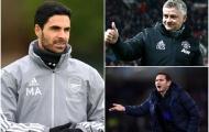 10 chiến lược gia có thu nhập cao nhất Ngoại hạng Anh: Ole+Arteta+Lampard chưa bằng người dẫn đầu