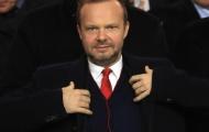 Chốt giá Alex Telles 'như trò đùa', Ed Woodward lại khiến Man United gặp khó
