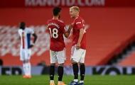 'Những gì Pogba cùng Fernandes đang làm, đó là vị trí của cậu ấy'