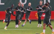 'Quái thú' và nhân tố mới xuất hiện trên sân tập, chờ Man Utd thay đổi diện mạo