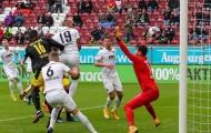 Dortmund trở lại mặt đất trong ngày Jadon Sancho tịt ngòi