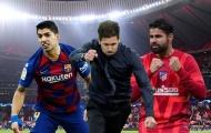 Suarez - Costa - Simeone: Bộ ba 'át vía' tinh thần đối thủ của Atletico Madrid