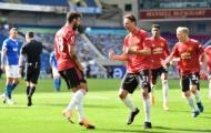 TRỰC TIẾP Brighton 2-3 Man United: Trận đấu kết thúc!
