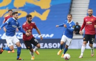 10 thống kê 'điên rồ' trận Brighton 2-3 Man Utd: Trận đấu 'tâm linh'