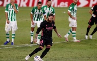 Bản lĩnh nhà vua, Real Madrid ngược dòng kịch tính trên sân Betis
