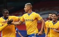 Hạ Palace kịch tính, Everton leo thẳng lên ngôi đầu Premier League