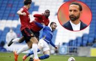 Rio Ferdinand: 'Paul Pogba đã cố làm điều đó để tránh quả penalty'