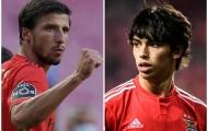 Bán 2 sao 'cây nhà lá vườn', thu 194 triệu: Benfica xứng danh 'lò luyện đơn' số một