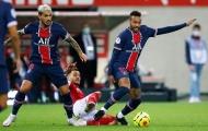 Lướt qua tận 3 người, Neymar suýt lập siêu phẩm tại Ligue 1