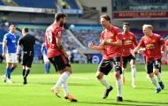 Van de Beek biểu cảm 'cute' trước quả 11m, fan Man Utd phát cuồng