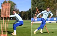 'Bệnh binh' nỗ lực tập luyện, đợi ngày ra mắt Chelsea