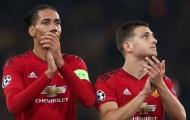 """Đến phút cuối, Man Utd có đồng ý để bộ đôi """"người thừa"""" sang Roma?"""