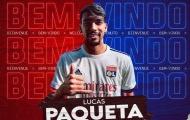 CHÍNH THỨC: Lyon chiêu mộ sao Brazil, mở đường cho Aouar đến Arsenal?