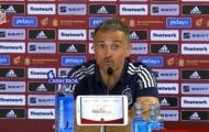 Luis Enrique xác nhận, 'quái thú' Ngoại hạng Anh thi đấu cho La Roja