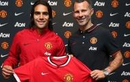 5 bản hợp đồng mượn thành công nhất của Man Utd: Falcao vẫn có mặt, số 1 quá rõ