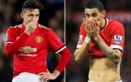 Man Utd đang lặp lại sai lầm của Di Maria, Alexis Sanchez?