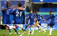 Nội bộ lủng củng tranh pen, Chelsea vẫn nghiền nát 'Đại Bàng'
