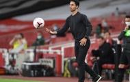 Arsenal thi đấu theo phong cách 'tất tay', người cũ cảnh báo Arteta