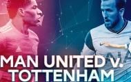 Đội hình kết hợp Man United - Tottenham: Solskjaer ngừng ém tân binh?