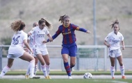 Barcelona hủy diệt Real Madrid ở trận El Clasico nữ đầu tiên trong lịch sử