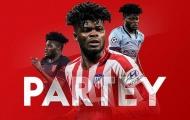 Vì sao Arsenal 'hà tiện' lại bạo chi 50 triệu euro cho Partey?