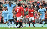 Đội hình Man Utd thảm bại 1-6 trước Man City 9 năm trước giờ ra sao?