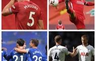 Top 10 hàng phòng ngự tại  Premier League