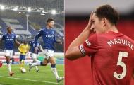 7 'cú sốc' lớn nhất tại Premier League: Man Utd - Liverpool quá thảm hại, Everton tạo siêu kỷ lục