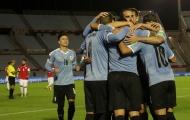 Suarez gọi - Alexis Sanchez trả lời, Uruguay thắng nghẹt thở ở phút 90+3