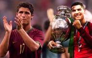 Cristiano Ronaldo và những ký ức khó quên khi đối đầu với ĐT Pháp