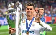 Huyền thoại Champions League: 'Rất vui nếu Ronaldo phá được kỷ lục đó, nhưng tôi vẫn là người đầu tiên'
