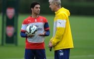 XONG! Wenger chốt hạ khả năng trở lại Arsenal sát cánh cùng Arteta
