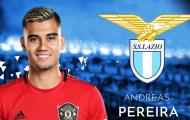'Người thừa' của Man Utd và 14 quái kiệt hứa hẹn giúp Lazio khuynh đảo trời Âu