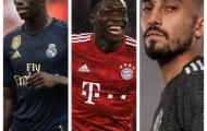 Top 10 hậu vệ trái đắt giá nhất: 'Cơn ác mộng Barca' thống trị, Telles xếp thứ mấy?