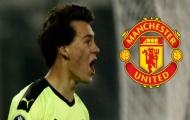 Vừa gia nhập Man United, Facundo Pellistri đã xác định được bến đỗ tiếp theo