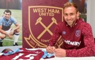 CHÍNH THỨC! West Ham đón tân binh từ Watford