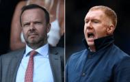 Scholes: 'Chỉ anh ấy mới hoàn hảo cho vị trí giám đốc bóng đá Man Utd'