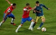 2 cựu sao M.U rực ráng, đội của James Rodriguez có trận cầu nghẹt thở trước Chile