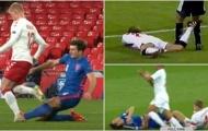 10 màn 'đi tắm sớm' kỷ lục tuyển Anh: Beckham - Rooney lập 'cú đúp', Maguire vẫn sau 1 cái tên