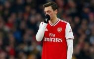 Bị Wenger chê lãng phí Ozil, Arteta lập tức đáp trả