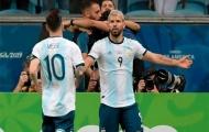 Sao Man City: 'Tôi với Messi như một cặp vợ chồng già vậy'