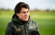 Tân binh Facundo Pellistri: 'Đó là 3 cầu thủ tôi phải học hỏi ở Man Utd'
