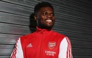 'Đừng kỳ vọng Thomas Partey làm được những điều như thế ở Arsenal'