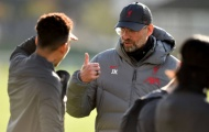 Trở về Liverpool, Firmino nhận được thông điệp từ Klopp