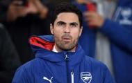 CĐV Arsenal van nài Arteta: 'Đừng thử nghiệm anh ấy ở vai trò số 9 ảo nữa'