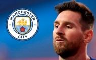 Man City muốn sở hữu Messi vào tháng Giêng với giá bèo bọt