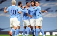 TRỰC TIẾP Man City 1-0 Arsenal (KT): The Citizens thắng nhàn Pháo thủ