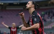 Với 'đấng' Ibrahimovic, AC Milan chẳng khác gì 'con tàu tốc hành'